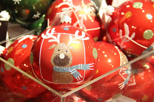 Weihnachten bei Depot  suechtignachat