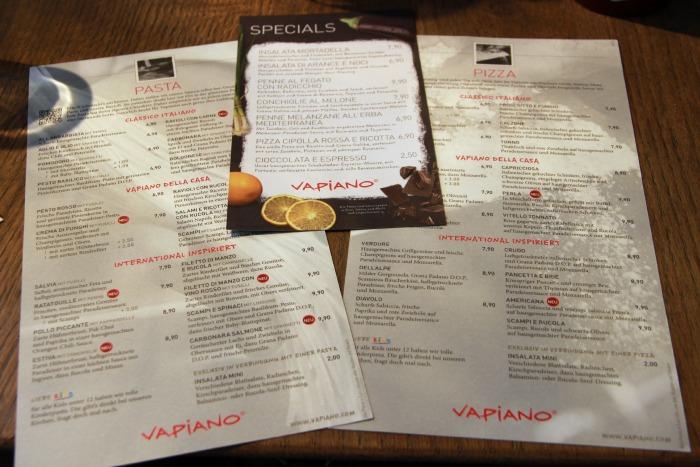 Kochen Mit Vapiano Suechtignach At
