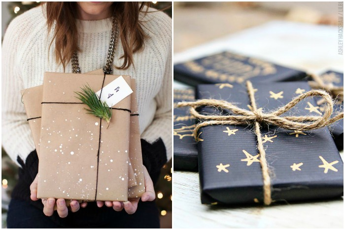 pinspiration tipps zum geschenke verpacken. Black Bedroom Furniture Sets. Home Design Ideas