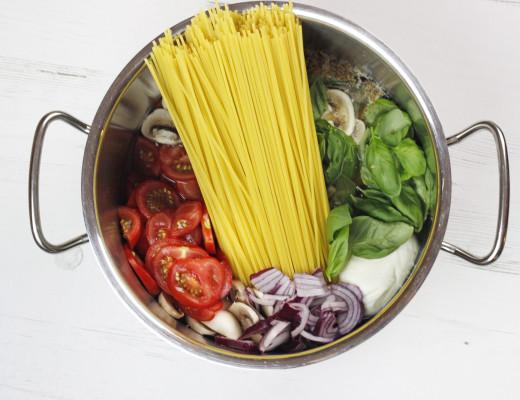 One Pot Pasta Veggie 01
