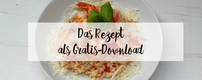Suechtig_nach_Steingarnelen_auf_Risotto_mit_buntem_Gemüse_Download