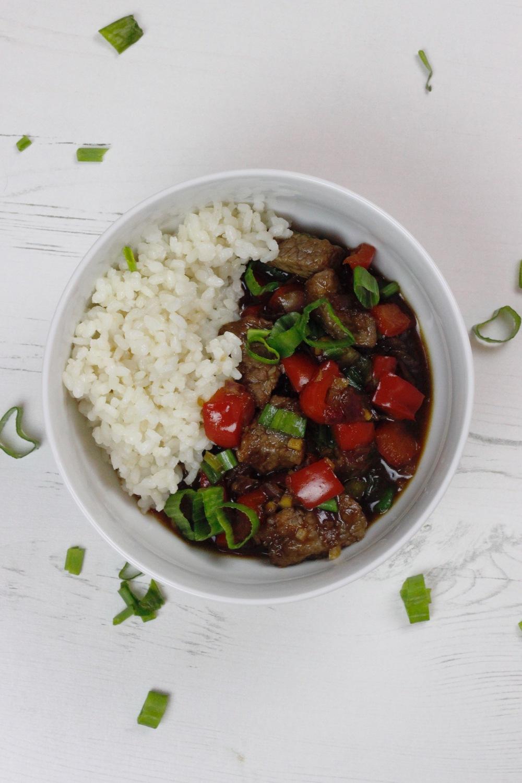 Asiatische-Rindfleisch-Pfanne-Asia-Beef-Suechtig-nach-Lifestyleblog-Fashionblog-Foodblog-Oberoesterreich-Linz 02