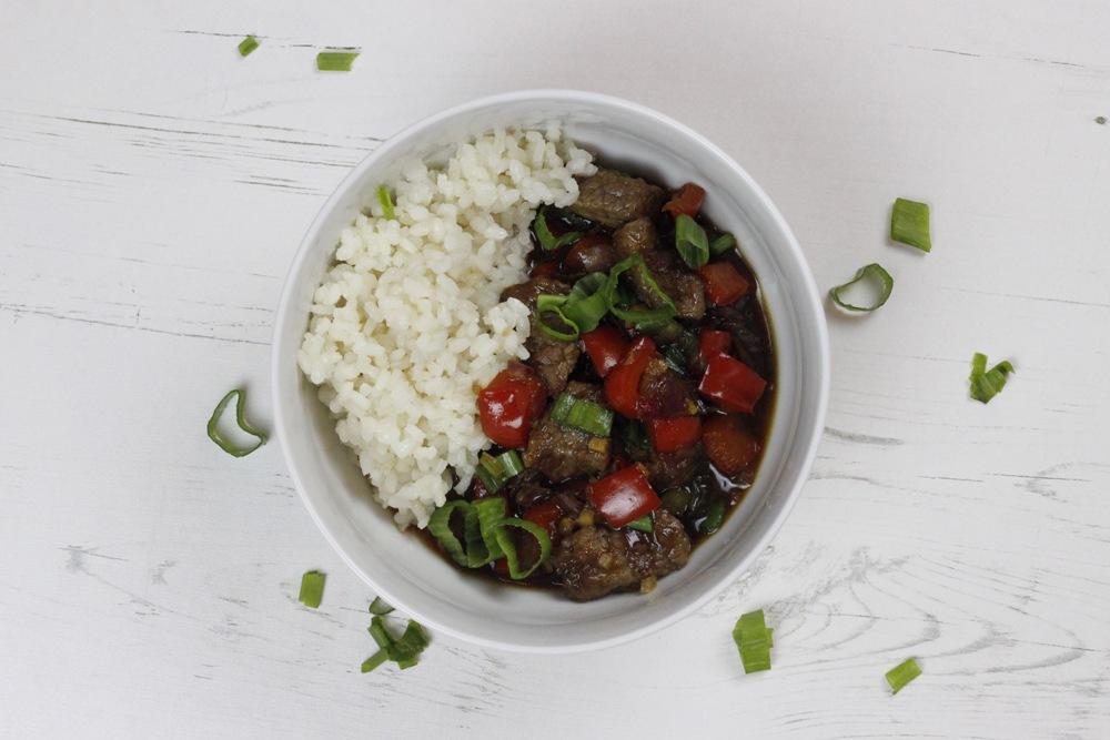 Asiatische-Rindfleisch-Pfanne-Asia-Beef-Suechtig-nach-Lifestyleblog-Fashionblog-Foodblog-Oberoesterreich-Linz 03