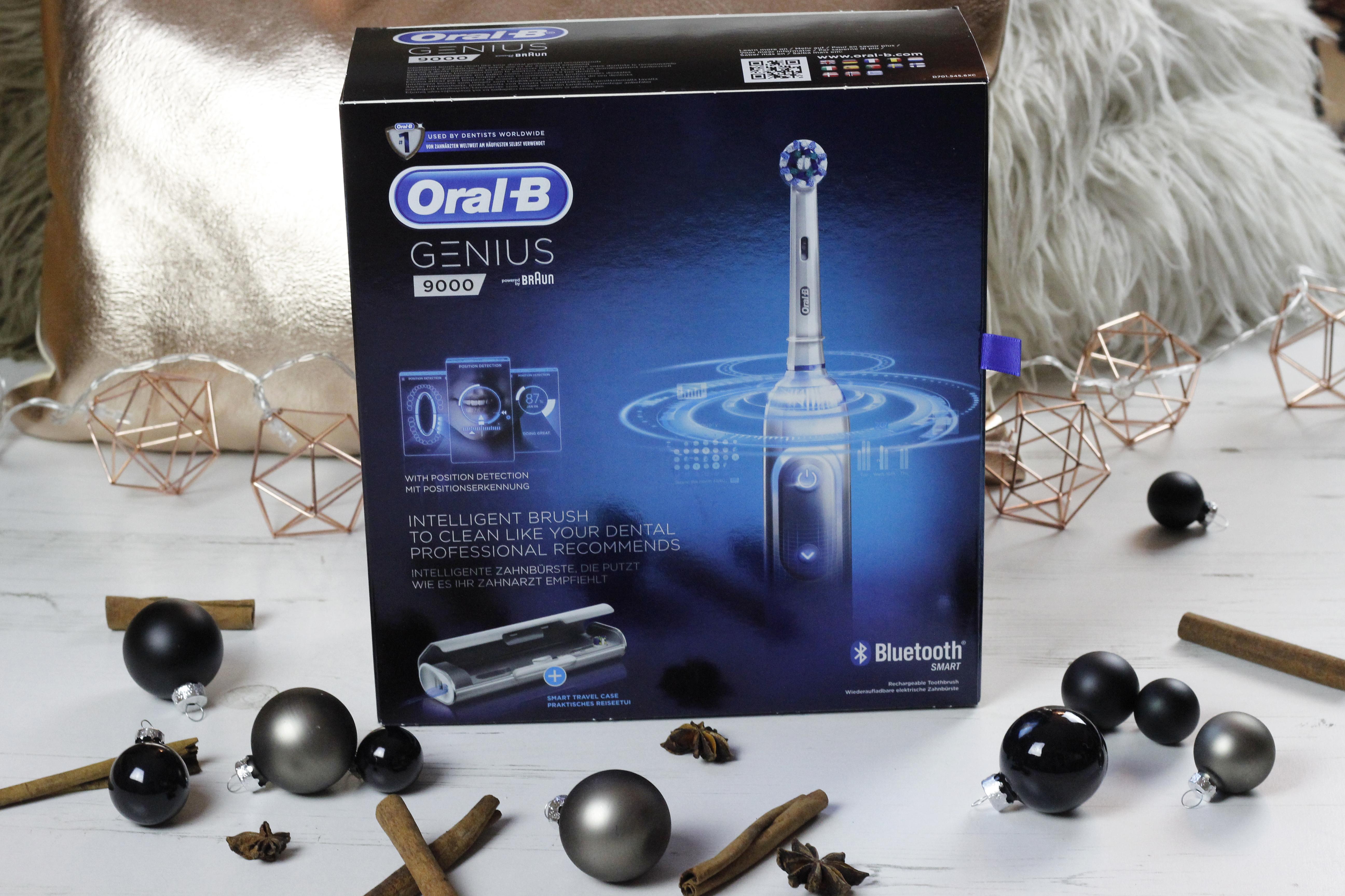 Oral-B-Genius-9000-Weihnachten-Advent-Adventsonntag-Gewinnspiel-Suechtig-nach-Lifestyleblog-Fashionblog-Foodblog-Oberoesterreich-Linz 02