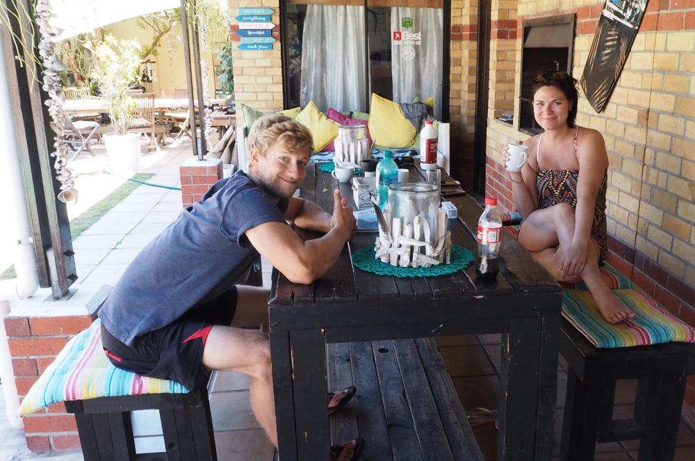 The Surf Shack Hostel Südafrika Süchtig nach Lifestyleblog Linz