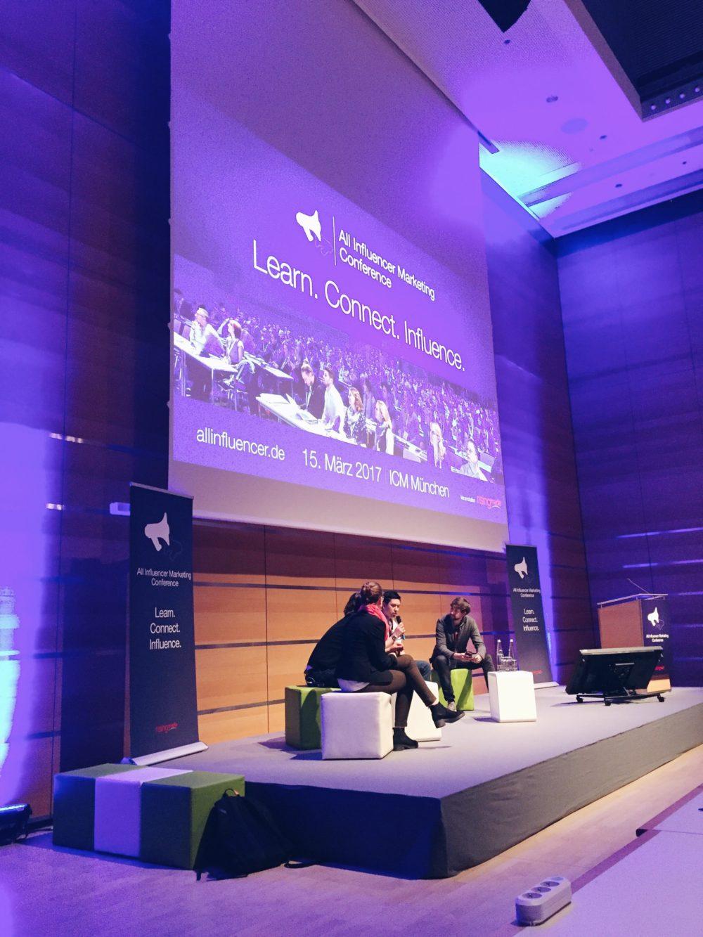 Blogger Konferenzen