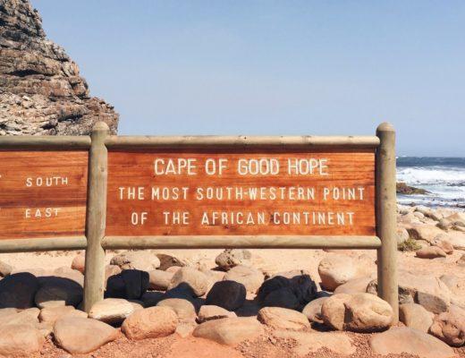 Kap der Guten Hoffnung Südafrika Süchtig nach Lifestyleblog Linz