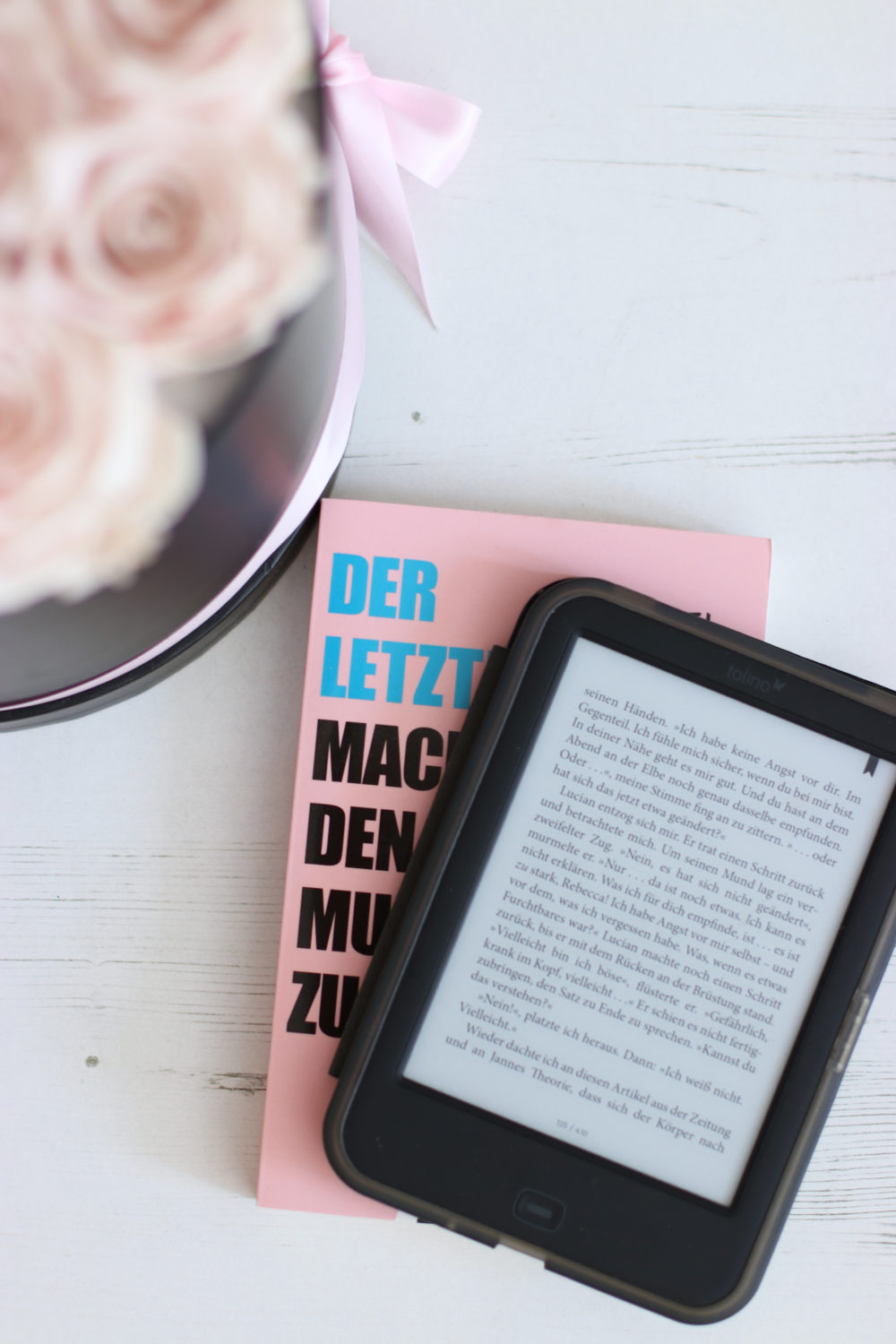 Buch Review