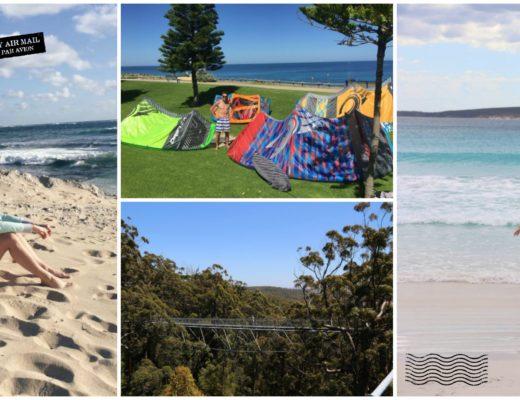 Westaustralien Australien Roadtrip Reiseblog Travelblog Perth Kitesurfing