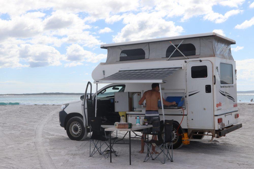 Apollo Adventure Camper Australien Erfahrungen