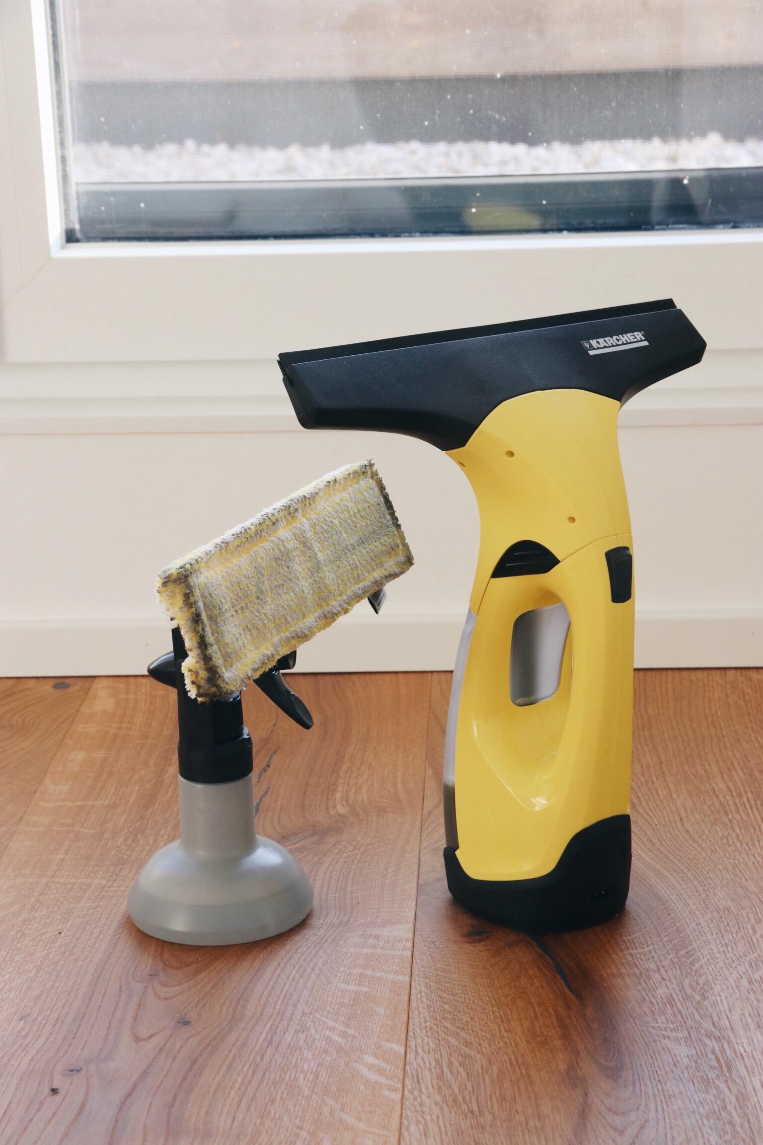 Kärcher Fenstersauger Süchtig nach Lifestyleblog